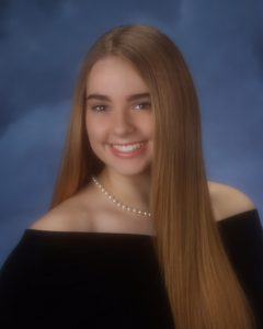 Genesis high school portrait.